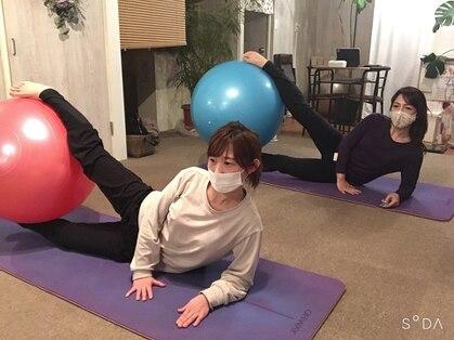 ピラティスアンドエイチピーエイチ(Pilates&H P H)の写真