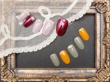 トリコ ネイル(tricot nail)