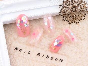 Eyelash & NaiL RibboN 池袋店【アイラッシュアンドネイルリボン】_デザイン_07