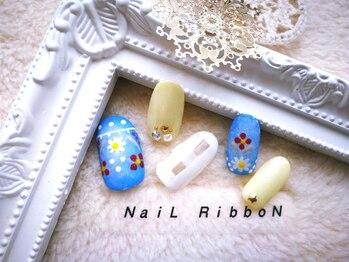 Eyelash & NaiL RibboN 池袋店【アイラッシュアンドネイルリボン】_デザイン_08