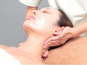 サレーヌ調布の写真/【デトックス美白】60分¥5500 首ほぐし/くすみ・くま/目元リンパドレナージュ★蓄積された肌ストレスケア♪