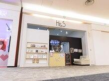 ネイルサロン エイチアンドエス イオンモール高崎店(H&S)