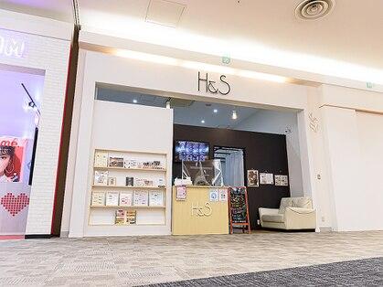ネイルサロン エイチアンドエス イオンモール高崎店(H&S)の写真