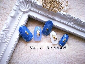 Eyelash & NaiL RibboN 池袋店【アイラッシュアンドネイルリボン】_デザイン_09