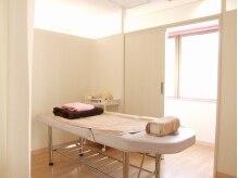 プルマ(Pluma)の雰囲気(常に清潔な個室にある脱毛の器具は毎回殺菌&消毒。衛生面も徹底)