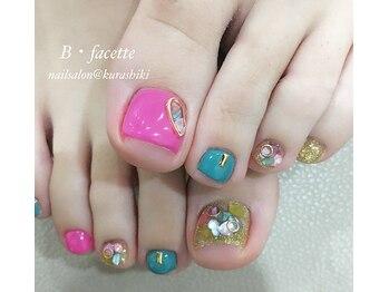 ビファセット 倉敷店(B facette)/フットネイル