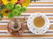 二子玉川美容整体 アカツキ(Akatsuki)の雰囲気(選べる紅茶、緑茶、ノンカフェインティー)