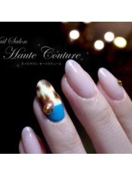 ネイルサロン オートクチュール 北浜店(Nail Salon Haute Couture)/*ハラコちゃん♪*
