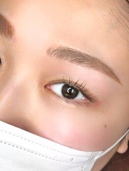 アイラッシュサロン ルル(Eyelash Salon LULU)の写真/アイブロウもプロにお任せで自己処理から解放♪似合う眉と出会える【美眉スタイリング】新登場★