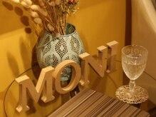 サロンモニ(moni.)の店内画像