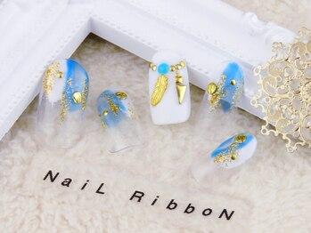 Eyelash & NaiL RibboN 池袋店【アイラッシュアンドネイルリボン】_デザイン_12