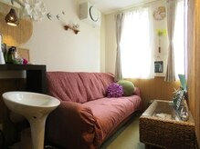 完全個室のプライベート空間