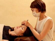 アイビューティーサロン ジャスミン(eye beauty salon Jasmine)の雰囲気(専門家提携サポート◎丁寧カウンセリングで大人女性から支持!!)