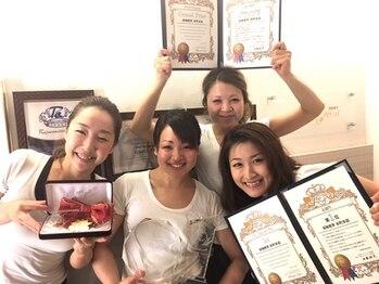 リジュベネーション専門サロン 桜梅桃李 神戸三宮店/コンテストで多数受賞!