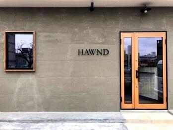 ハウンドヘアーアンドライフ(HAWND hair&life)(福島県郡山市)