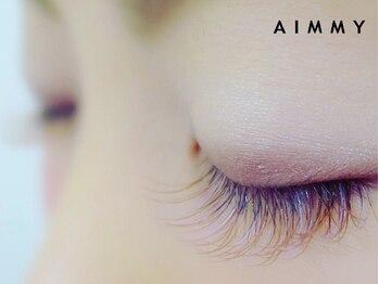 エイミー(AIMMY)/カラーエクステ100本 ¥5980