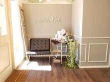 ヴィヴィ 金山店(Vivi)の雰囲気(美容室スペースとアイラッシュは別になっています)