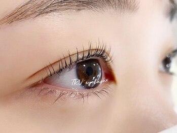 トゥルー アイラッシュ 六本木店(TRU eyelash)の写真/お仕事帰りでも気軽に![パリジェンヌラッシュリフト¥4990][最高級セーブル140本¥4990]トリートメント付き♪