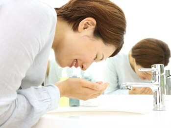 カマタ メイクアップサロン 大阪店/スキンケア洗顔レッスン
