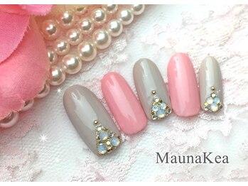 マウナ ケア 難波店(MaunaKea)/【定額アート】オフ込5300円