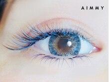 エイミー(AIMMY)/カラーエクステ120本 ¥6480