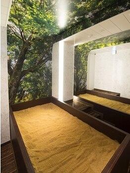 グランボヌール(Gran Bonheur)の写真/[心斎橋駅徒歩5分]酵素浴60分2名様で初回¥5400!2名様でご予約の場合は貸切の空間を楽しんで頂けます!