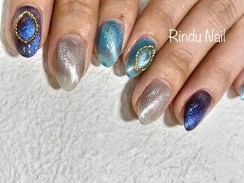リンドゥネイル(Rindu Nail)/スターギャラクシーシリーズ6