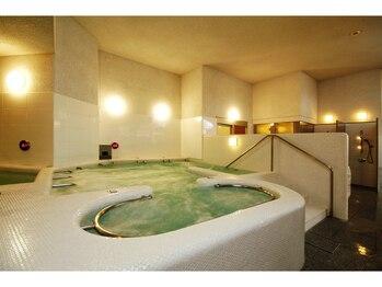 スパアンドホテル舞浜ユーラシア (SPA&HOTEL)/アトラクション風呂