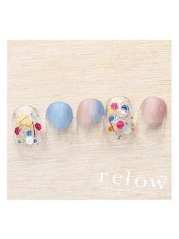 リロウ(relow)/6月のキャンペーンアート♪