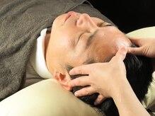 ドライヘッドスパ専門店 頭癒の雰囲気(長時間のパソコン・スマホ作業でお疲れの頭をスッキリ♪)