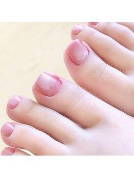 プアマナネイル(Puamana nail)/フットネイル