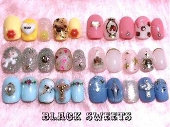 ブラックスイーツ(black sweets)(北海道札幌市中央区)