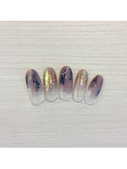 アッカネイル(acca nail)/2月マンスリーデザイン♪