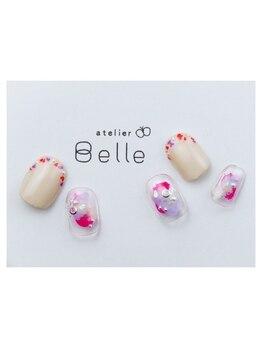アトリエ ベル(atelier Belle)/お花の誘惑*