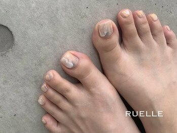 リュエル(RUELLE)/大人ニュアンス 個性派