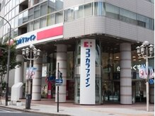 ココカラファイン名古屋栄店の2階にございます