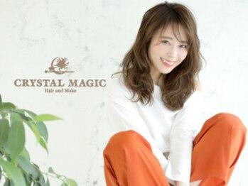 クリスタルマジック ジョマジョマ(CRYSTAL MAGIC JYOMA JYOMA)