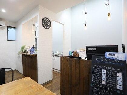 Amelie&Rju ヨガスタジオ・水素カプセル