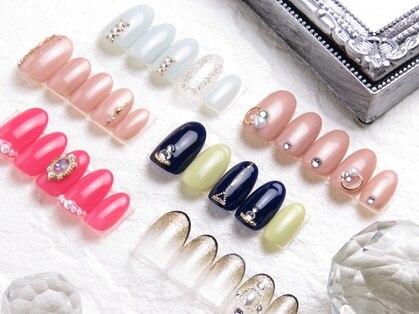 ヤミーネイル(Yammy nail)の写真