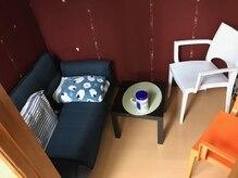 リラクゼーションサロン シエスタ(siesta)の雰囲気(くつろぎスペースもご利用いただけます。)