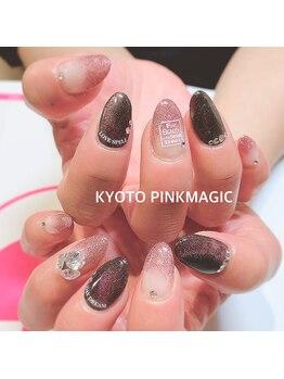 ピンクマジック(PINKMAGIC)/マグネットネイル