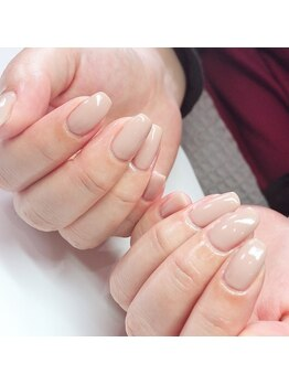ネイルサロン ベイビーズ(Nail Salon Beybe's)/・*秋冬ジェルネイル*・