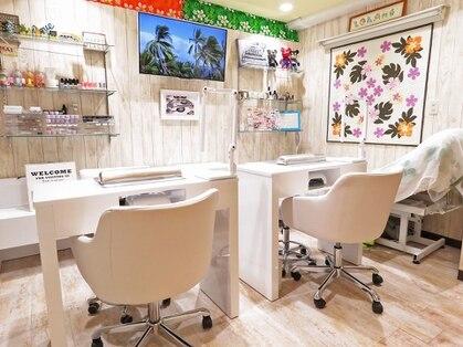 LOKAHI ~Nail & Bodycare~(新宿・代々木・高田馬場/リラク)の写真