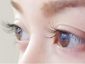 アトリエミシェル(Atelier Michel)の写真/生まれつき長かったかのようなピュアなまつ毛☆付け心地も自然なナチュラル系は、40分or50分付け放題が人気