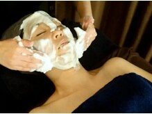 リラクゼーションサロン ベル(relaxation salon Belle)の雰囲気(オールハンドフェイシャルでリフトUP↑潤う美肌へマスク疲れに◎)