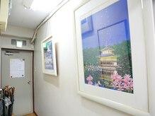 諏訪整体療術院の雰囲気(入口はこちら☆【千歳烏山駅】北口1から徒歩10秒で着きます。)