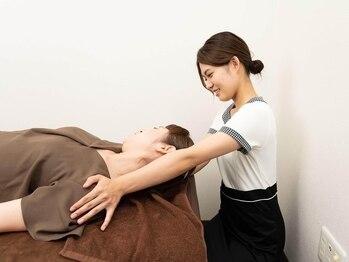 ステイゴールド美容整体院(STAY GOLD)の写真/<自粛疲れの方におススメ>プロの女性施術者が頭痛・肩こり・腰痛の不調を取り除きます♪