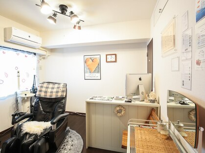 flicka 【フリッカ】 eyelish&facial private salon(心斎橋・天王寺・難波/リラク)の写真