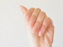 グラティアラ 銀座の雰囲気(飾らない健康で美しいすっぴん爪を育てます。)