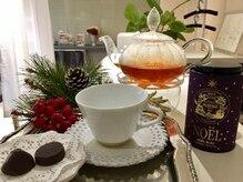 コーヒー、紅茶等のドリンクは美味しさにこだわって選んでいます